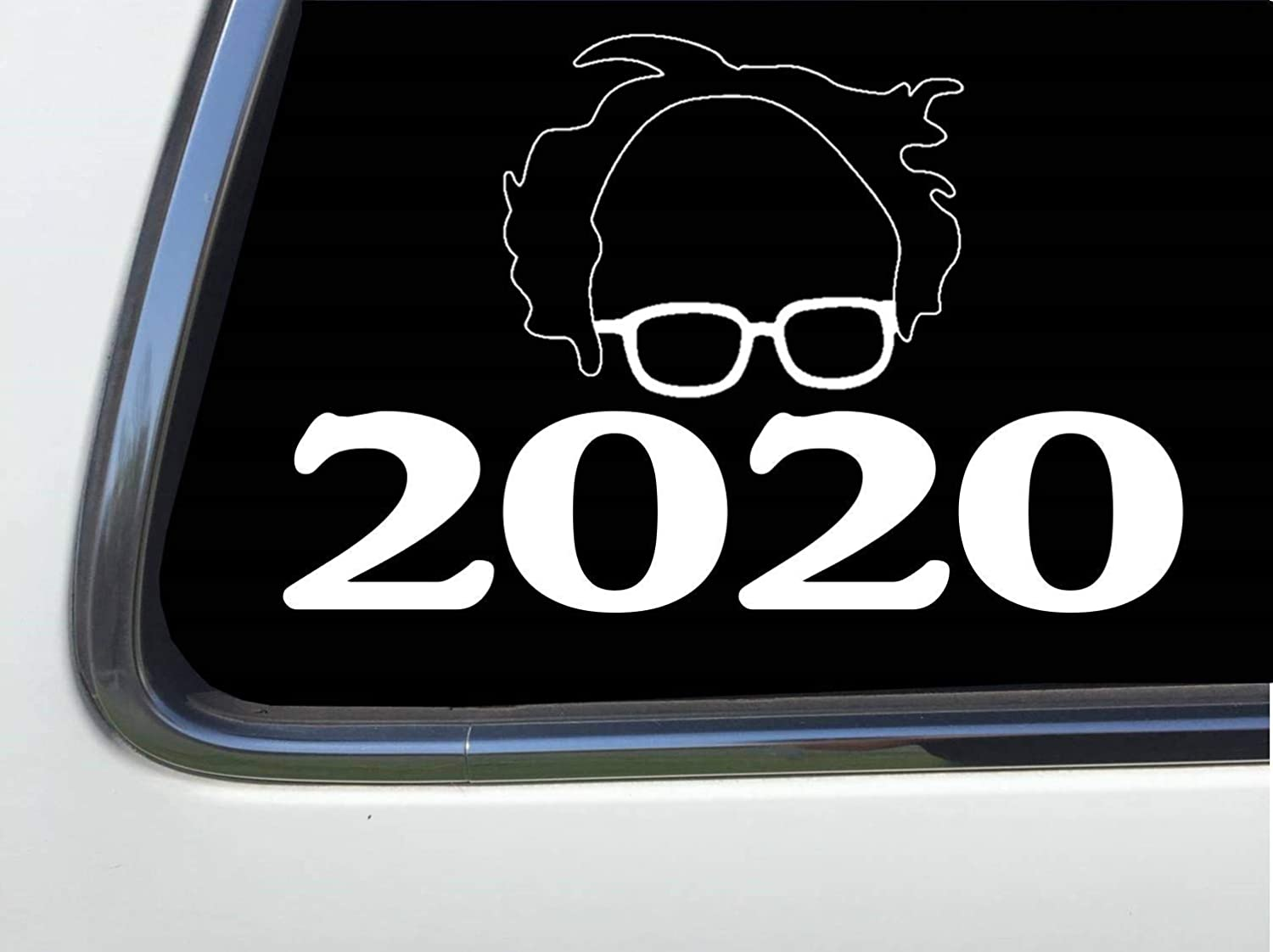 Thatlilcabin BERNIE HEAD 2020 Vinyl 6 Decal sticker HM1769