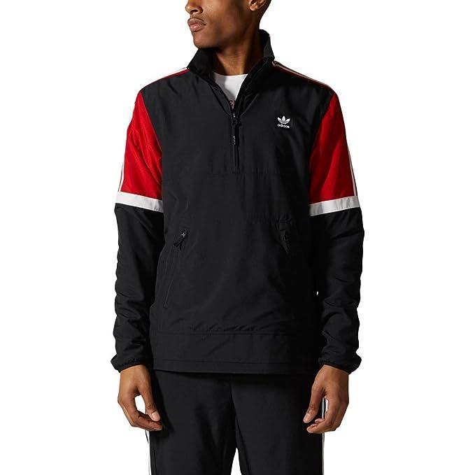 cozy fresh new lifestyle quality adidas Herren Neck Trainingsanzug, schwarz, XXL: Amazon.de ...
