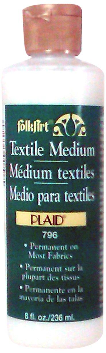 FolkArt Medium (8-Ounce), 796 Textile