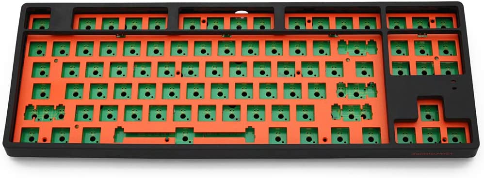 DM87 87 Kit de teclado mecánico personalizado 80% 87 PCB ...