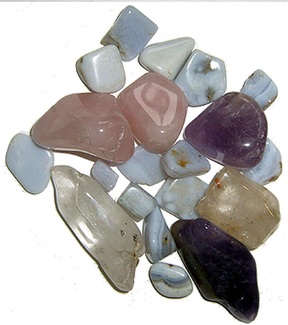 Wassersteine Anti-Stressmischung zum Energetisieren von Wasser WS1