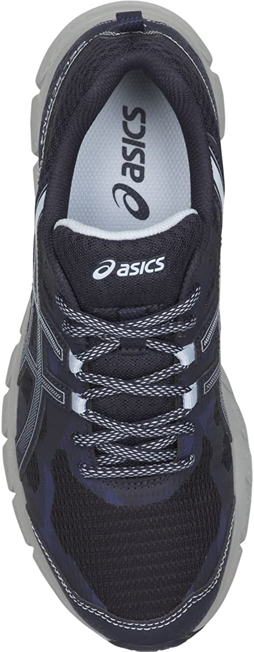ASICS - Womens Gel-Scram 4 (D) Shoes Peacoat Soft Sky
