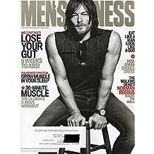 Men's Fitness March 2016 Magazine THE WALKING DEAD'S NORMAN REEDUS WALKS THE WALK Eat Like A Man, Look Like A God 30-MINUTE MUSCLE