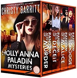 Holly Paladin Mysteries Bundle Books ebook product image