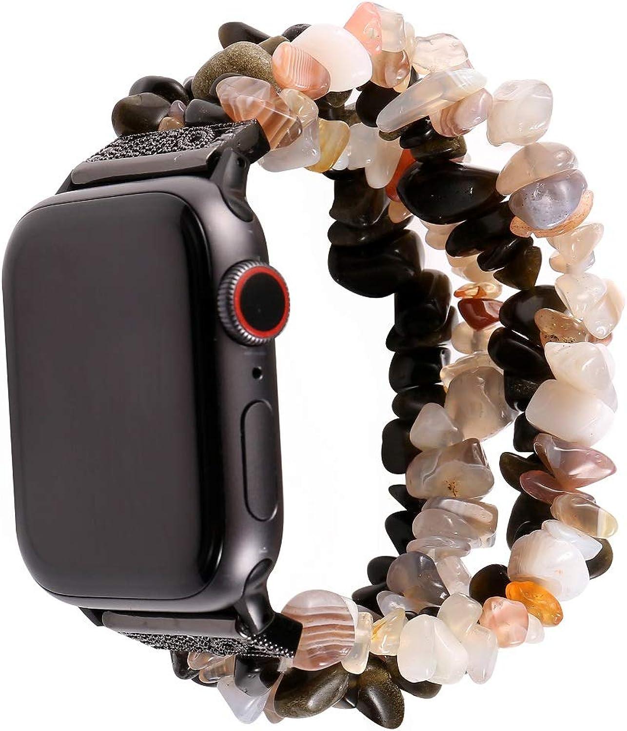 Top 10 Apple Watch Sun Stone Band