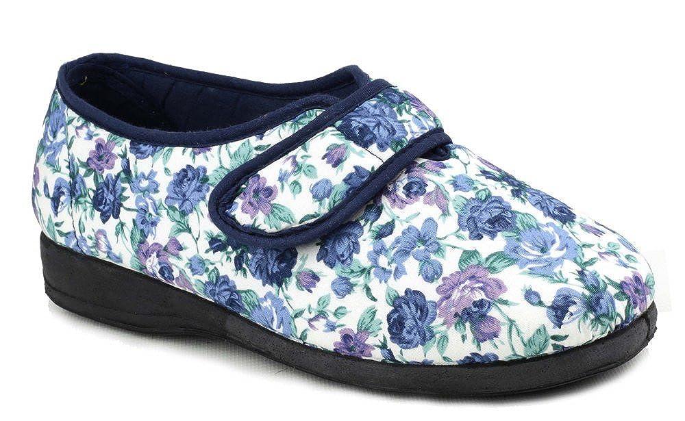 Mirak, Pantofole donna blu Blue -