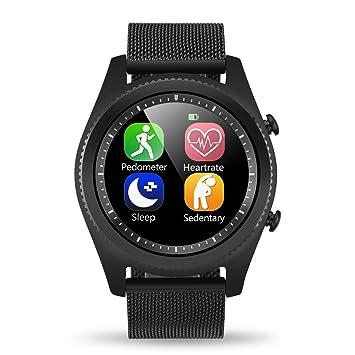 NO.1 S9 Montre Connectée de Sport Bluetooth 4.0 - Call &Message Notifications Reminder Contrôle