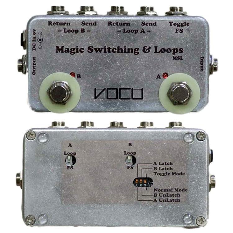 VOCU Magic Switching & Loops