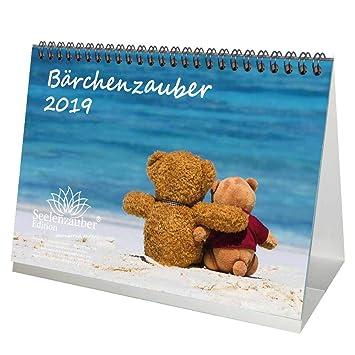 · Calendar Bear Magic Calendar Premium Teddy Din 2019 A5 MzqpSUV