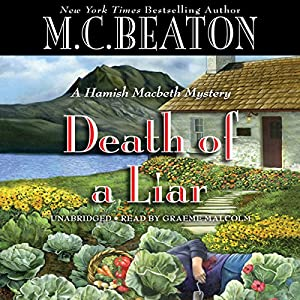 Death of a Liar Audiobook