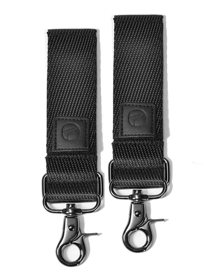 Paperclip Stroller Straps (Set of 2)