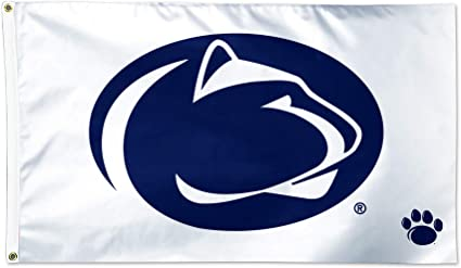 NCAA Penn State Nittany Lions Car Magnet Large, 2 Pack