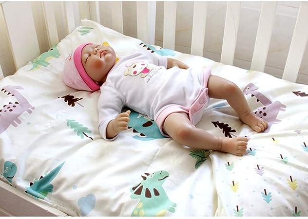 Algodón Orgánico Cuna Colchón De Futón Clip De Dinero,Impermeable Bebé Amortiguador De Arrastre Hipoalergénico Estera para Dormir Lavable Tamaño De La Cuna Tatami De Piso-g 120x65cm(47x26inch): Amazon.es: Hogar