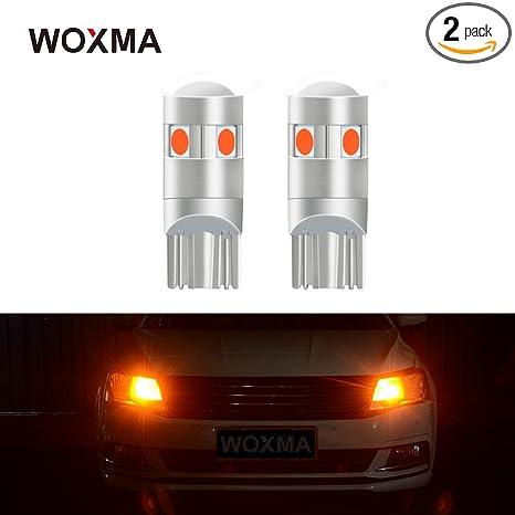 Amazon.com: Bombillas LED T10 5SMD 3030.: Automotive