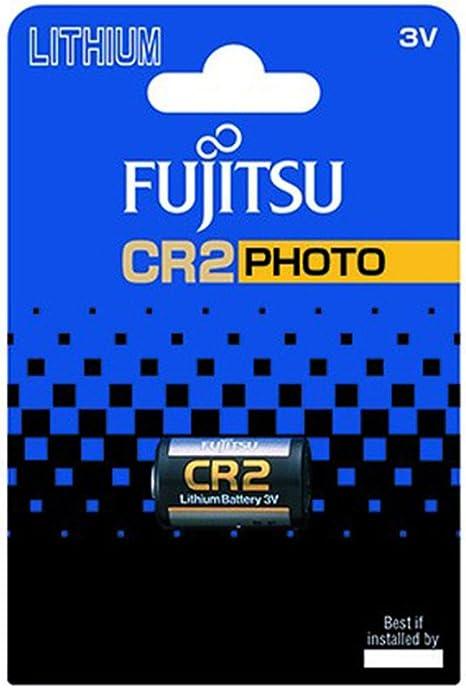 Fujitsu Lithium Battery Cr2 3 V Photo 1 Pieces In A Elektronik