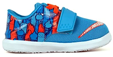 the latest 56b7e 09bdb Amazon.com: NIKE KD7 Frozens Toddler Shoe Clearwater/Blue ...