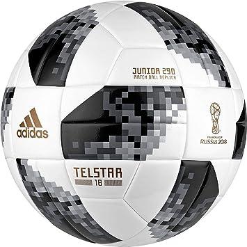 529efc8e79714 adidas® Fútbol Telstar 18 Junior  Amazon.es  Deportes y aire libre