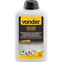 Limpador Pós Obra Biodegradável 1 Litro Vonder