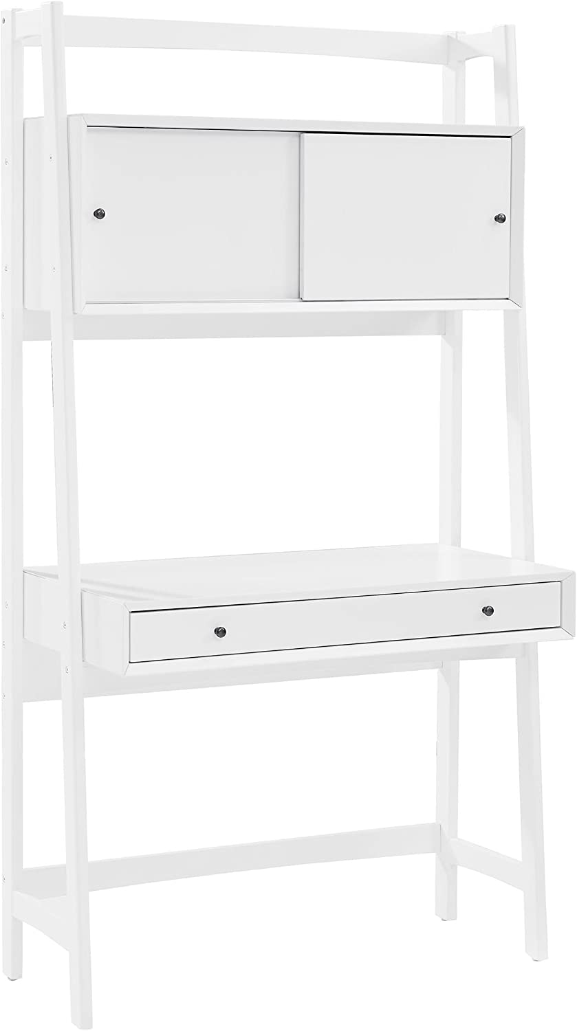 Crosley Furniture Landon Wall Desk - White
