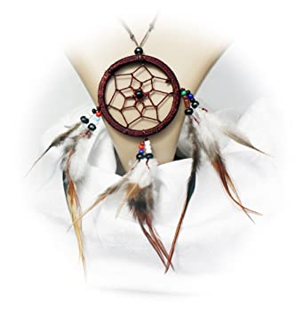 kette,traumfänger,farben,dreamcatcher,traumfängerkette,indianisch,verstellbar,