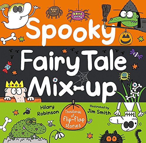 Spooky Fairy Tale Mix-Up -
