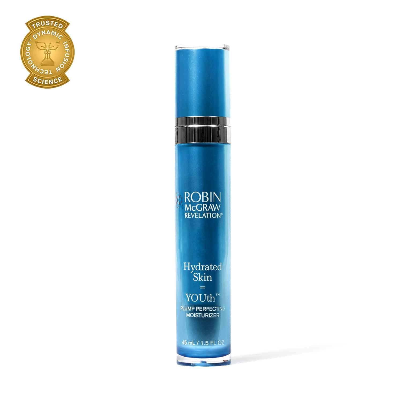 Robin McGraw Revelation Hydrated Skin = YOUth – Plump Perfecting Moisturizer, 1.5 fl. oz
