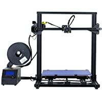 Creality 3D Printer CR-10 S4 with Filament Monitor Dual Z Rod Screws 400x400x400mm