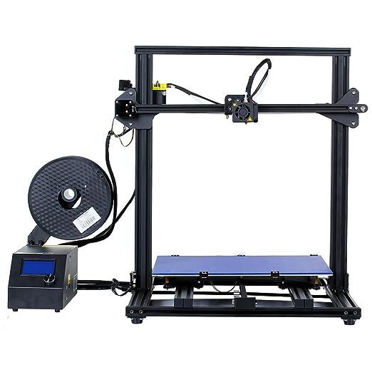 2 opinioni per Comgrow Creality Stampante 3D CR-10 S4 con Prusa i3 Doppia z le viti