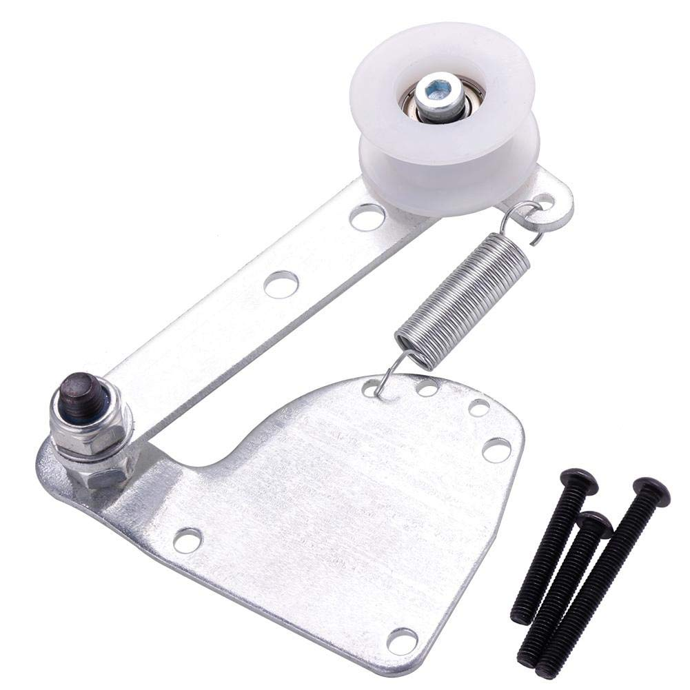 RUNMIND Tensioner Chain Guide Fit For 49cc 66cc 80cc Engine Motorized Bike Bicycle Silver