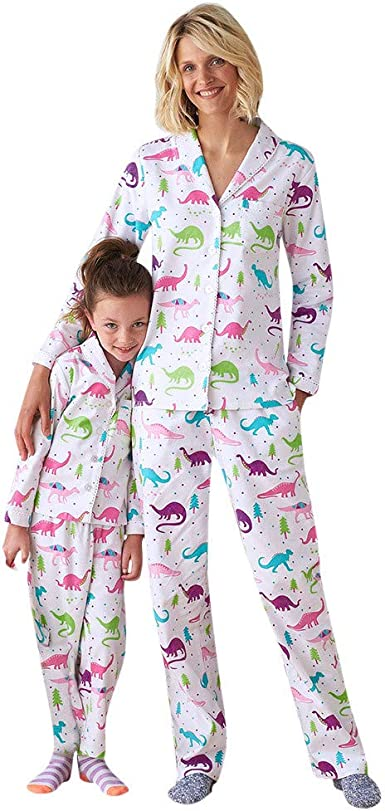 Baby Kids Outfits,Fineser Infant Kids Baby Boy Girl Dinosaur Letter Print Tops+Pants 2-Piece Pajama Outfits Set
