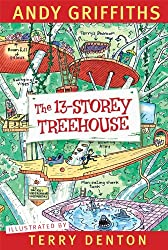 The 13-Storey Treehouse (The Treehouse Series)