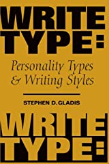 WriteType: Personality Types and Writing Styles Paperback