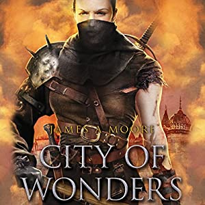 City of Wonders Hörbuch