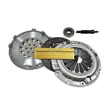 exedy Kit de embrague + cromo-molibdeno volante Eclipse GST Talon tóner RS Turbo FWD 6 perno: Amazon.es: Coche y moto