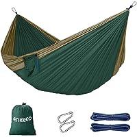 Enkeeo 450lbs 2 Person Portable Travel Camping Hammock