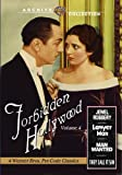 Forbidden Hollywood Collection Volume 4
