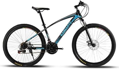 Bicicleta de Montaña de 21 Velocidades 26 Pulgadas Ruedas, Doble ...