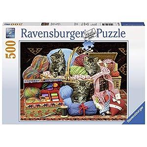 Ravensburger Italy 14785 Divertimento Sul Morbido Puzzle 500 Pezzi Multicolore