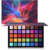 UCANBE Spotlight Eyeshadow Palette Professional 40 Color Eye Shadow Matte Shimmer Makeup Pallet Highly Pigmented…