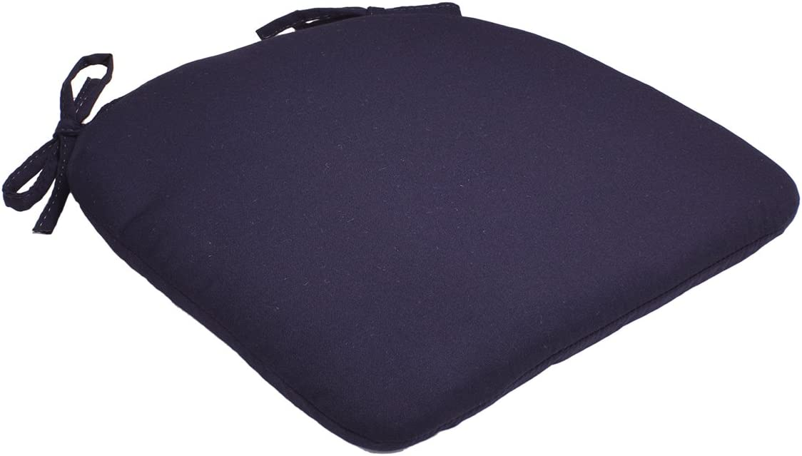 Spun Polyester Outdoor Indoor SEAT Cushion by by Comfort Classics Inc.