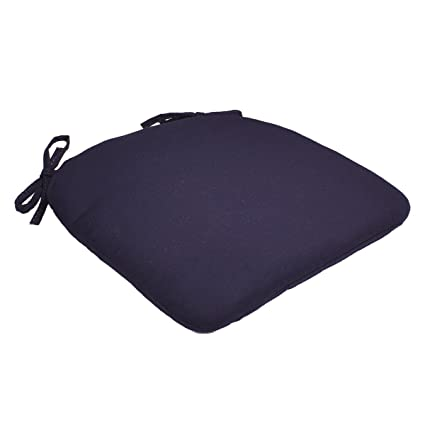Spun Polyester Outdoor/Indoor SEAT CUSHION by by Comfort Classics Inc.