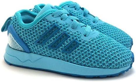 ecuación antes de Decremento  Adidas ZX Flux ADV Zapatillas Niños Pequeños Azul Talla:4K UK - 20 EU:  Amazon.es: Deportes y aire libre