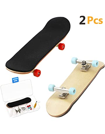 Amazon.com  Finger Boards   Finger Bikes  Toys   Games  Skateboards ... d8edfc468e1