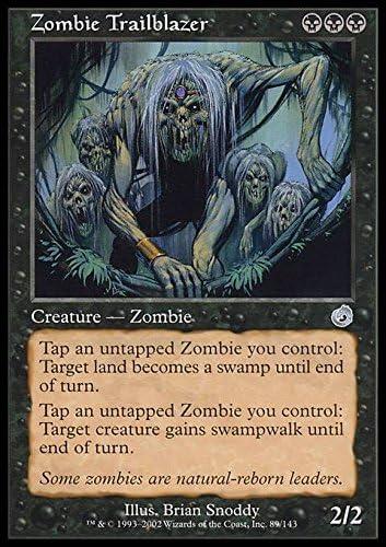 Zombie Trailblazer ~ Torment Magic MTG Excellent+