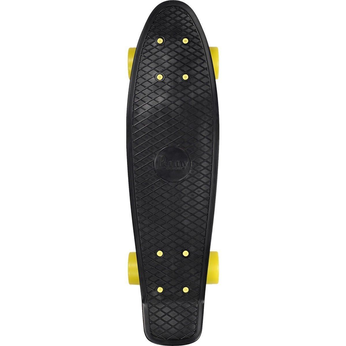 世界有名な Penny Midnight Series B01BQ6M2WA Complete Skateboard, Yellow, Series Skateboard, 22 L by Penny B01BQ6M2WA, イワデチョウ:dffbc87d --- a0267596.xsph.ru
