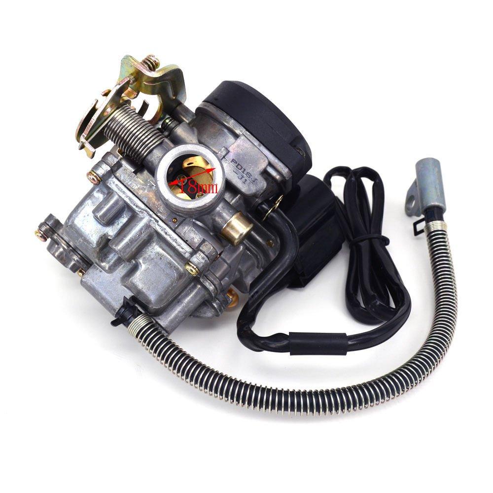 Amazon 18mm cvk pd18j carb carburetor gy6 50cc scooter 139qmb amazon 18mm cvk pd18j carb carburetor gy6 50cc scooter 139qmb 139qma for keihin automotive fandeluxe Choice Image