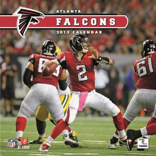Atlanta Falcons 2013 Calendar Text fb2 book