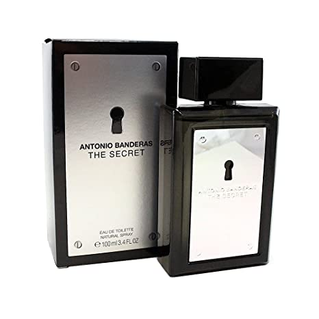 Antonio Banderas The Secret Agua de Colonia - 100 ml