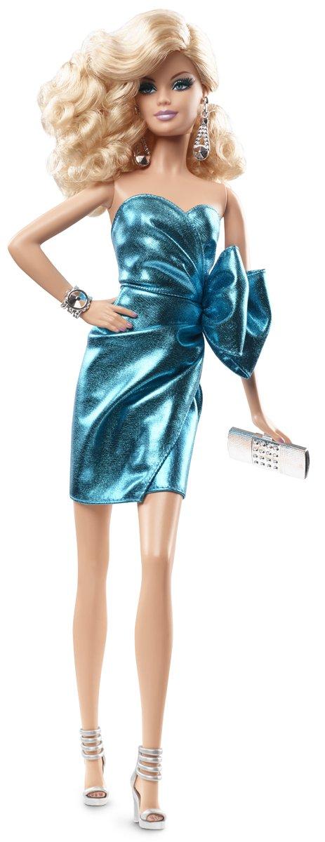 Barbie Collector   CJF49 Look City Shine