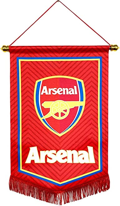 AYCJK33 Football Club Soccer Vertical Banner Flag Double-Side Flags Bar//Bedroom//Club Decoration Hanging Flags
